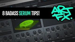 ARTFX Tips: 8 badass tips for every Xfer Serum user!