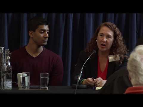 Climate Change Workshop: Final Panel