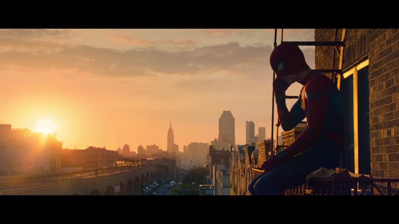 Homem Aranha De Volta Ao Lar Dublado Trailer Youtube