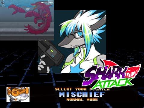 Shark Attack - Mischief gameplay