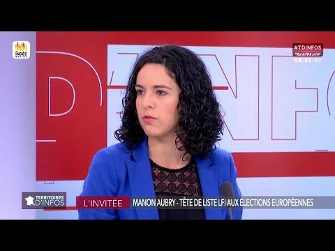 Invité : Manon Aubry - Territoires d'infos (06/05/2019)