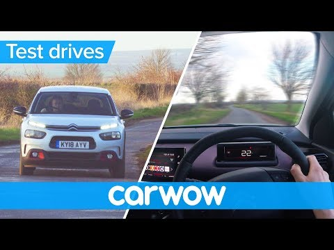Citroen C4 Cactus 2018 SUV POV review | Test Drives