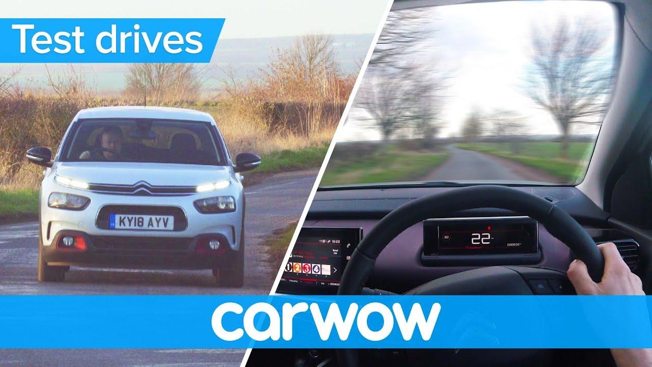 New Citroen C4 Cactus Review | carwow