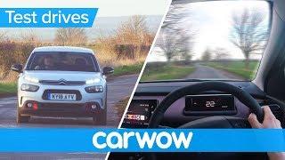 Citroen C4 Cactus 2018 SUV POV review | Test Drives
