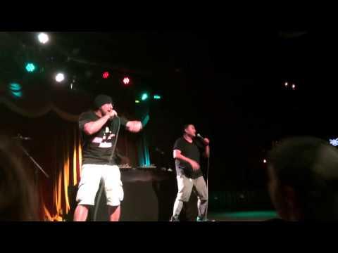 Latyrx - Say That (Live @ Brooklyn Bowl)