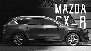 Mazda CX-8/новая трешка/будущая шестерка/дневники токийского автосалона 2017