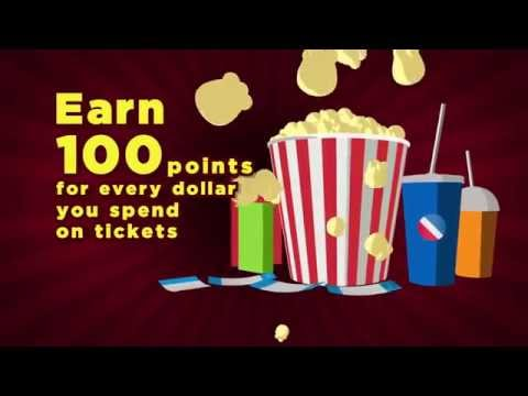 Frequent Moviegoers • Goodrich Quality Theaters
