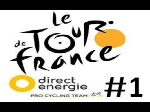 Tour de France 2017 DIRECT ENERGIE étape 1 et 2