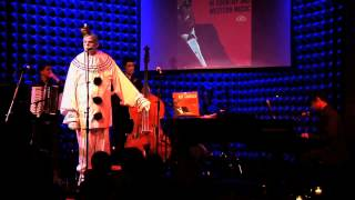 "Puddles Pity Party - You Don't Know Me - JOE'S PUB presents ""ALBUM OF THE MONTH CLUB"" : RAY CHARLES"