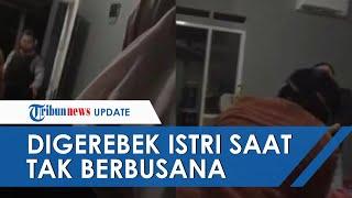 Download lagu Video Detik-detik Istri Sah Gerebek Oknum Polisi Tak Berbusana dengan Wanita Lain: Astagfirullah Pa