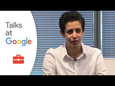 "Lina Khalifeh: ""Fight Like a Girl""   Talks at Google"