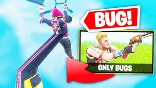 Nobody knows these Fortnite BUGS...