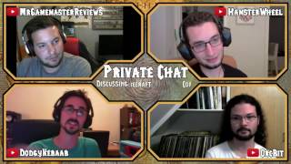 Private Chat #5 Highlights: CoreCraft