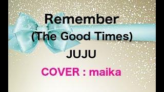 歌&演奏 :田原舞華 JUJU 「Remember (The Good Times) 」 NHK『世界は...