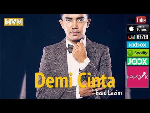 [OST TV3 DRAMA-UMAIRAH] Ezad Lazim - Demi Cinta  lirik full song