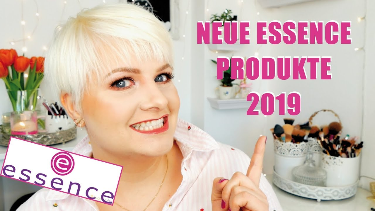 essence 2019 neues sortiment