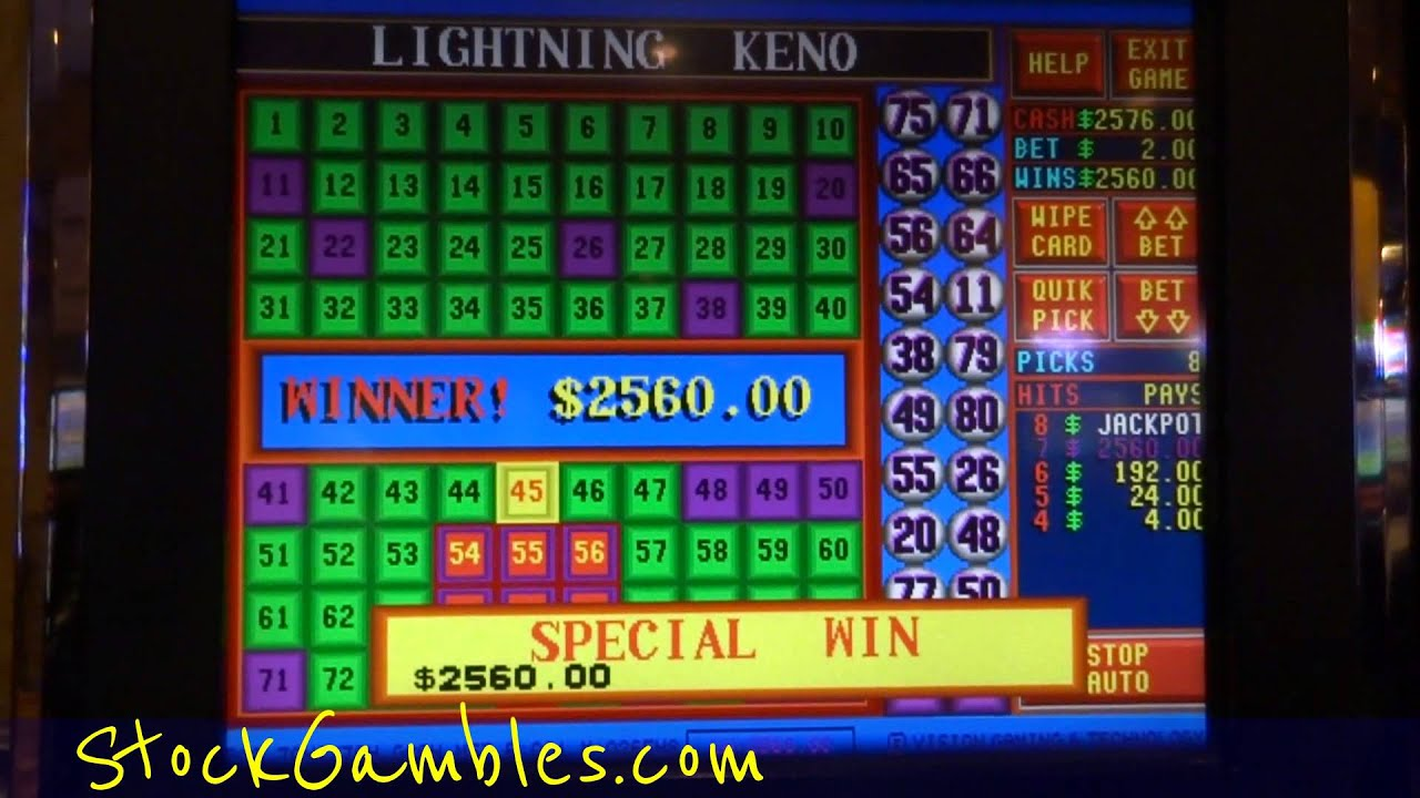 Keno gambling game goodlatte gambling bill