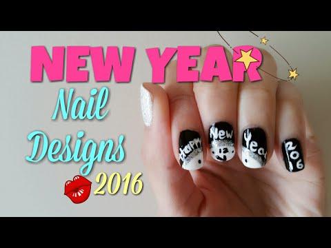 year nail design 2016 elegant