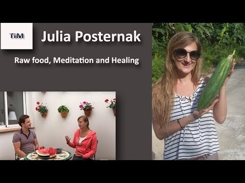 Julia Postirnak   Self Healing Body and unlimited energy