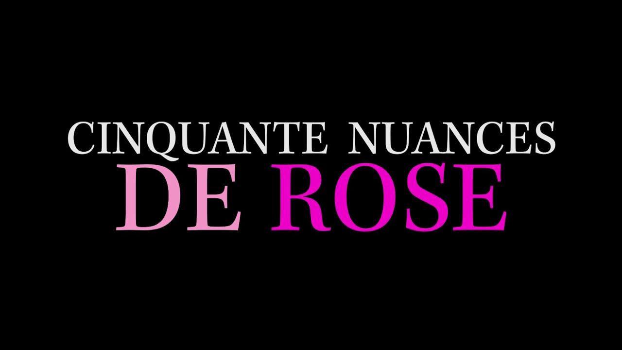 Super 50 NUANCES DE ROSE - YouTube LG71