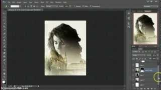 Double Exposure Photoshop Tutorial
