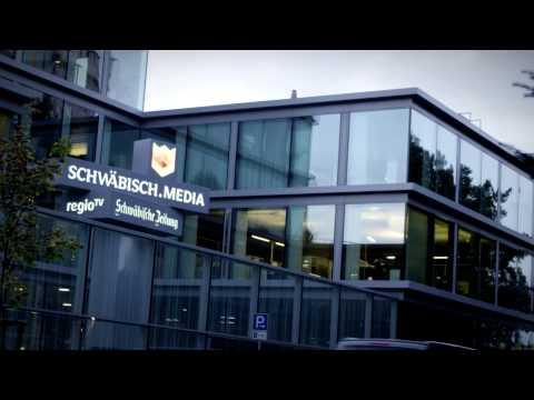 Unternehmensfilm Schwäbische Zeitung