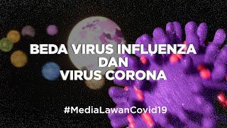 Bagaimana Membedakan Gejala Corona, Pilek, dan Flu?.