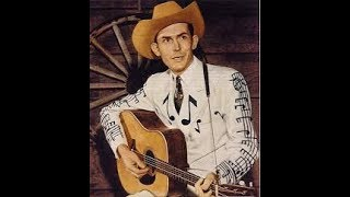 Watch Hank Williams I Dreamed About Mama Last Night video