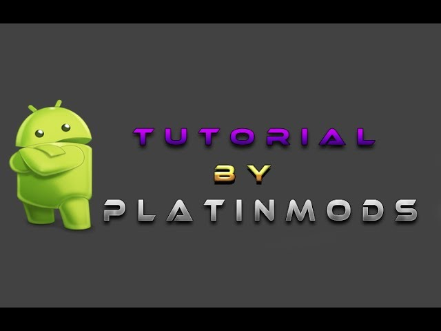 TUTORIAL] How to Modding Games By PMT Team Download video - get