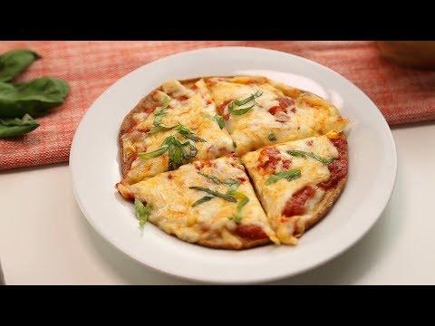 5 -Minute Keto Pizza Recipe