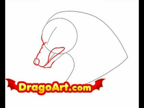how to draw an egyptian tattoo step by step
