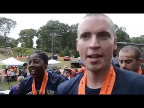 Rhode Island Police Academy Conquers BoldrDash in the Mud 2015
