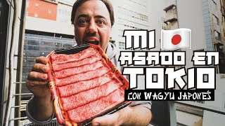 Mi Asado en Tokio, con Wagyu Japonés Ft Fabio Torres - Recetas del Mundo