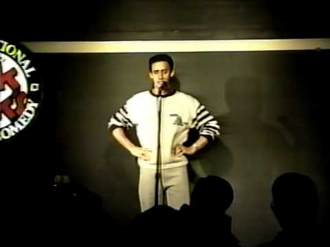 Patrick Maliha Stand-Up 1990: World's Worst Stand-Up Comedian