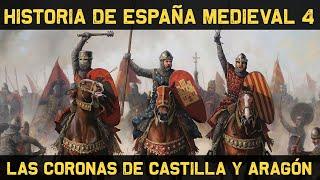 ESPAÑA 5: Edad Media (4ª parte) - Las Coronas de Castilla y Aragón vs. los Almorávides y Almohades