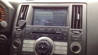Infiniti Fx (2006-08) - this is the world's best solution for Infiniti - original equipment 2018.