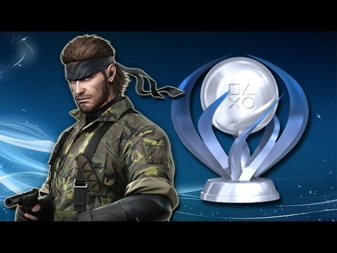 Metal Gear Solid 3: Snake Eater - Platinum Journey