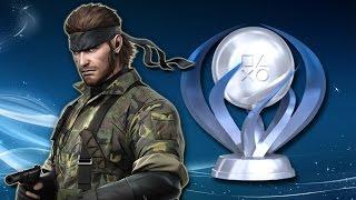 Metal Gear Solid 3: Snake Eater - Platinum Journey