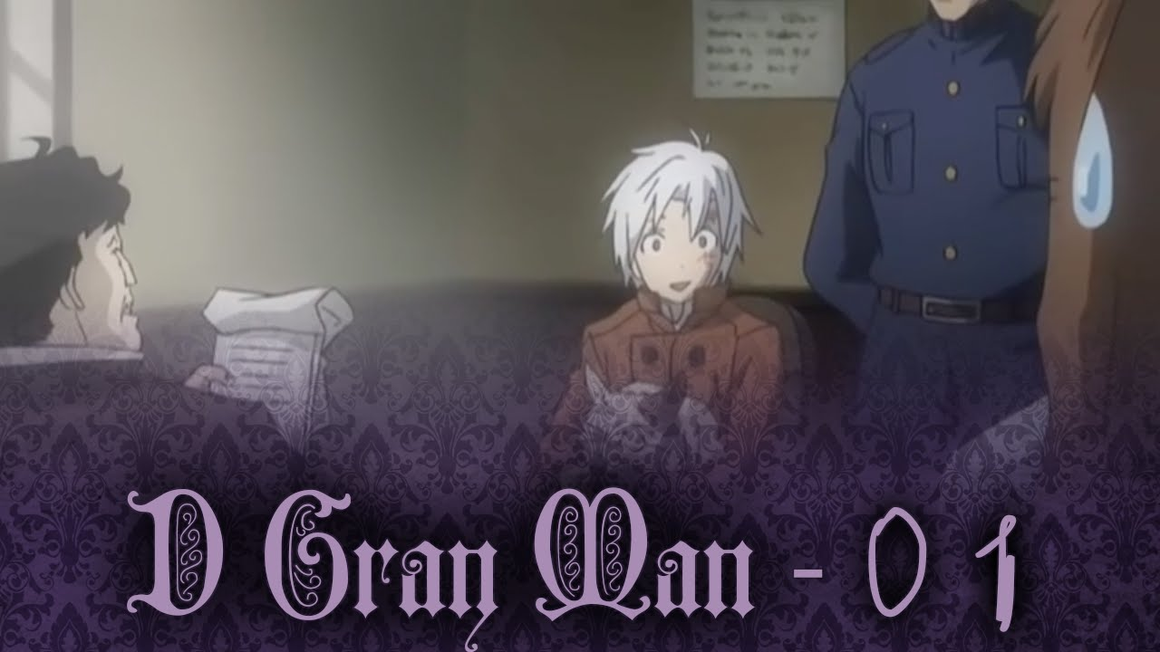 D.Gray-Man Capitulo 1 ~ Sub Esp
