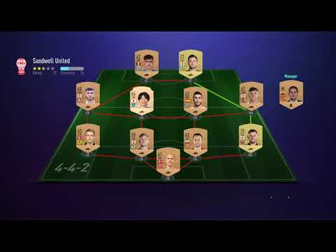 FIFA 21 Standard Rivals games in Asia (Taiwan) BOTS -  2021 06 14 18 18 15 |