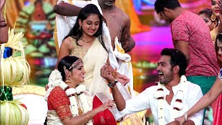 Amma Mazhavillu I Asif Ali & Aparna with Brides of India Dance I Mazhavil Manorama
