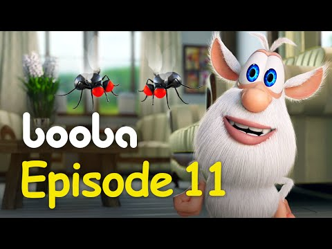Booba - Mousetrap - Episode 11 - Cartoon for kids @ KEDOO Animations 4 kids