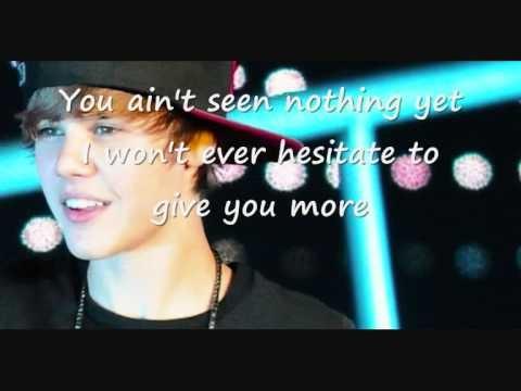 Justin bieber U smile acoustic lyrics