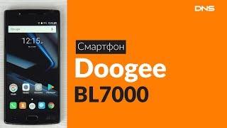 Розпакування смартфона Doogee BL7000 / Unboxing Doogee BL7000