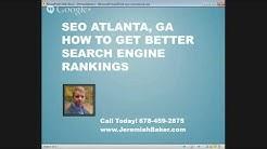 The best Atlanta SEO Consultant - Alpharetta - GA