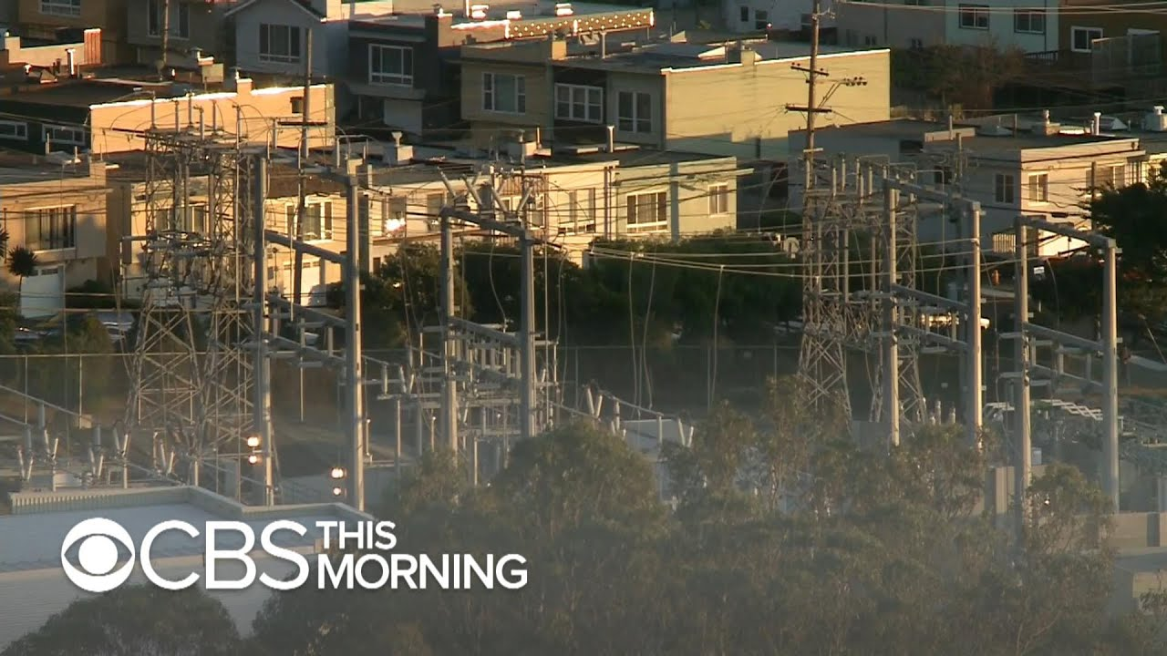 California Braces For More Power Outages Amid Possible PG&E ...