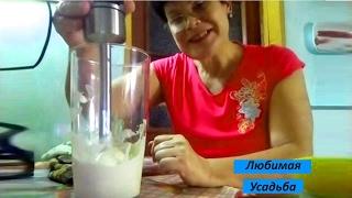 Как сделать майонез в домашних условиях. Рецепт домашнего майонеза.