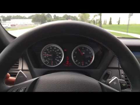 2014 X6M Black Sapphire Metallic @ BMW of Mobile