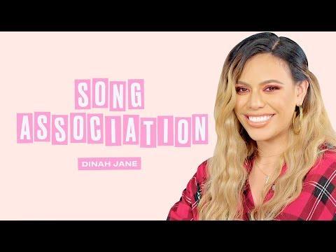 Dinah Jane Sings Beyoncé, Alicia Keys and Ariana Grande in a Game of Song Association | ELLE