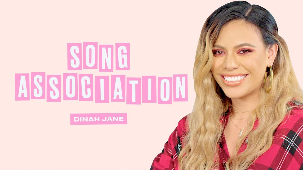 Dinah Jane Sings Beyoncé, Alicia Keys and Ariana Grande in a Game of Song Association | ELLE